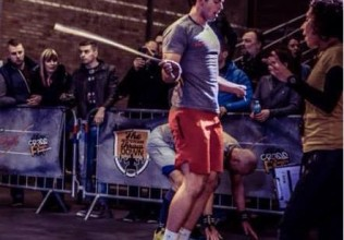 Bob van der Panne, CrossFit Level 1 Trainer bij CrossFit Limes