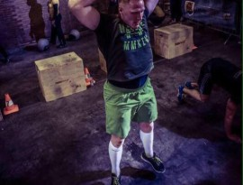 Stephan de Jong - CrossFit Level 1 Trainer bij CrossFit Limes