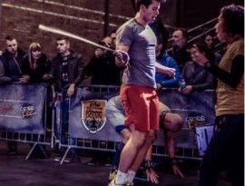 Bob van der Panne, CrossFit Level 1 Trainer bij CrossFit Limes