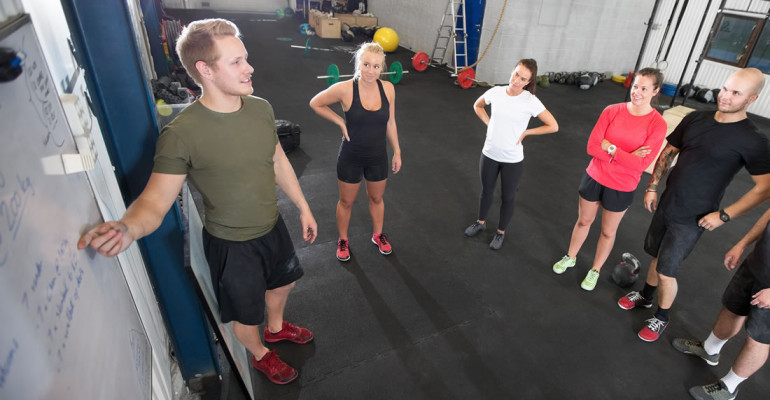 Introductieles CrossFit