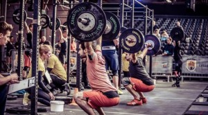 CrossFit evenement: Rotterdam Throwdown 2015
