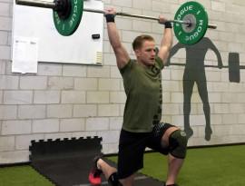 Joshua Peper, CrossFit Limes trainer