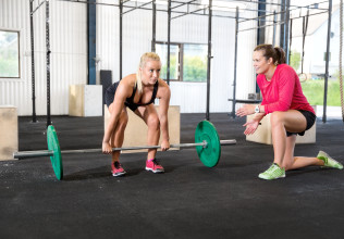 Clean verbeteren tijdens Personal Training