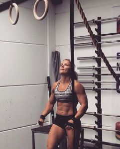 Leonie Henrich - CrossFit atleet & level 1 trainer
