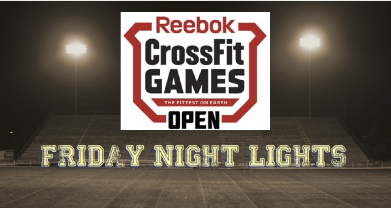 CrossFit The Open